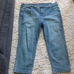 NYDJ Ankle Jeans Size 20